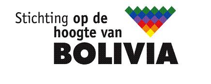 Stichting Op de Hoogte van Bolivia logo